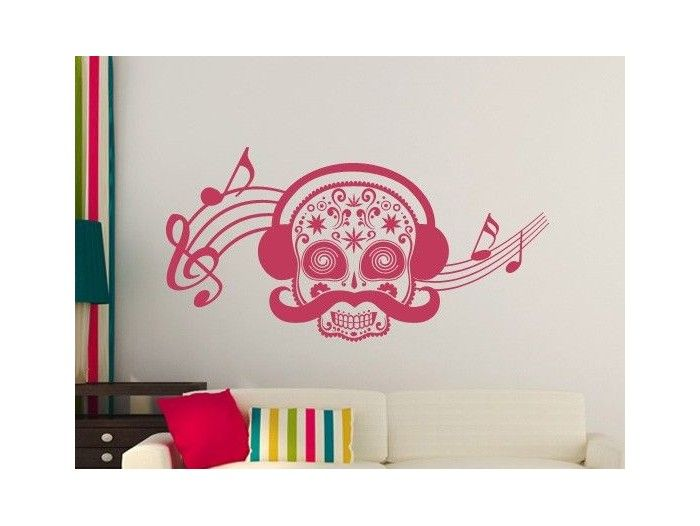 Vinilos decorativos de temas musicales stickers decorativos - Vinilos decorativos musicales ...