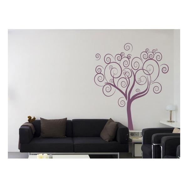 Vinilos de rboles para paredes del hogar - Vinilos de arboles ...