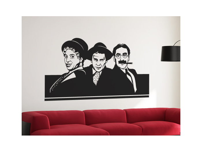 Classic Movie Wall Decals Cinema Stickers