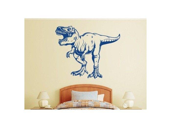 Vinilos de dinosaurios para habitaciones infantiles - Vinilos personalizados pared ...