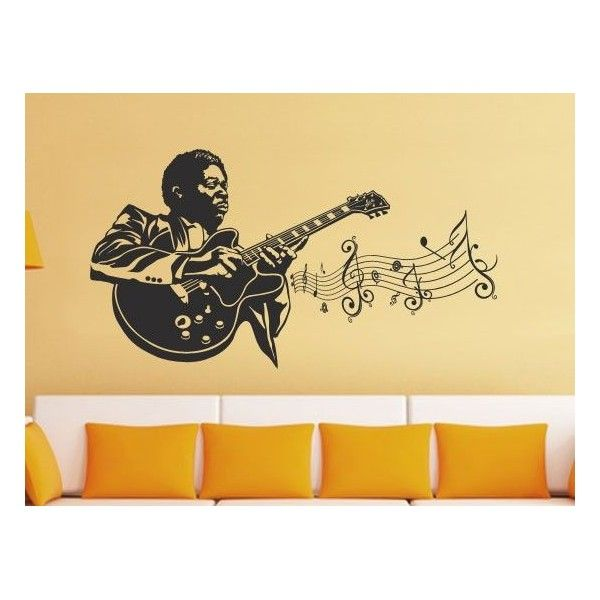 Musical theme stickers and decals | Music quality graphics - vinilo ...