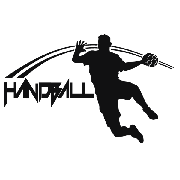 Sports Wall Decals And Stickers Handball