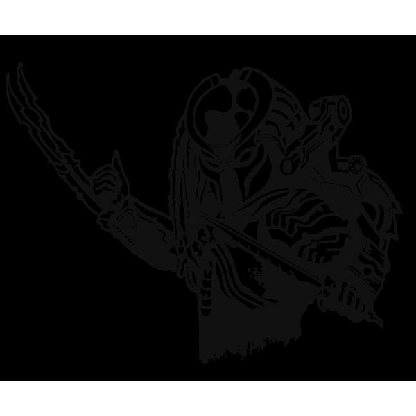 Predator decal predator decal
